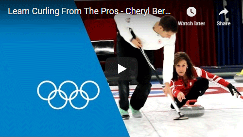 Learn Curling From The Pros