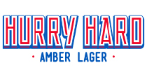 Hurry Hard Amber Lager
